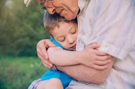 abuelos luchan por poder ver a sus nietos