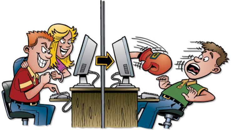 medidas de prevención contra el acoso en la red