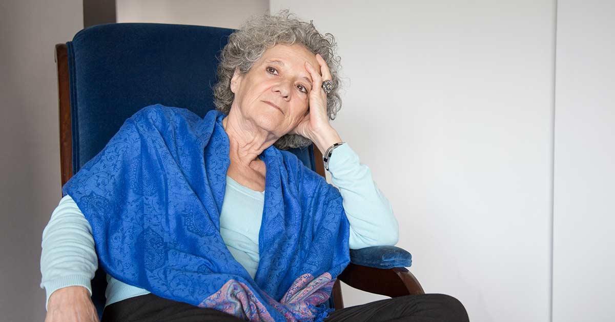 Maltrato a personas mayores en residencias